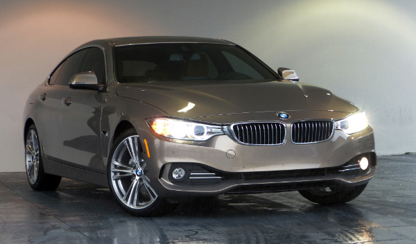 Used2017 BMW 4 Series-Marietta, GA
