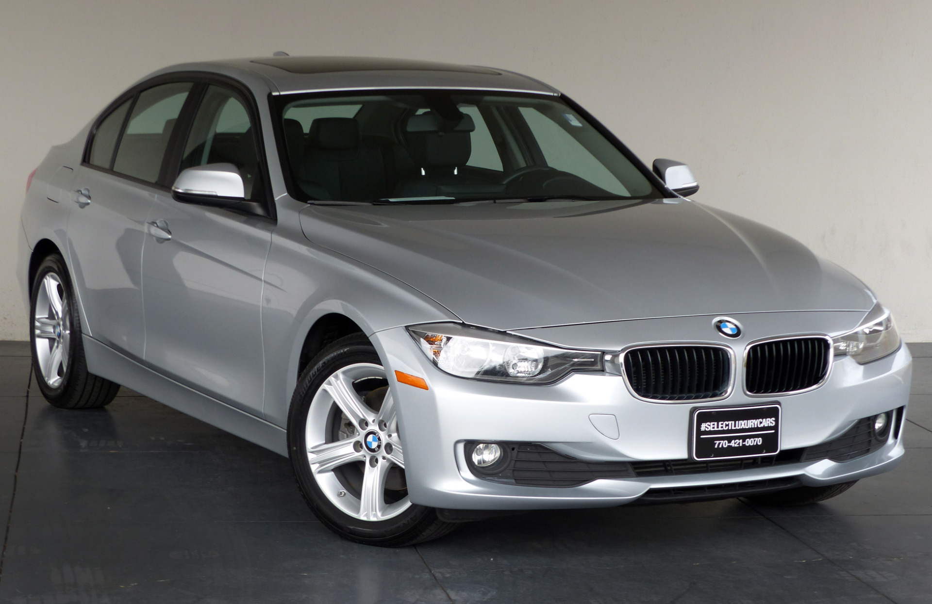Used 2015 Bmw 3 Series 320i Xdrive Marietta Ga