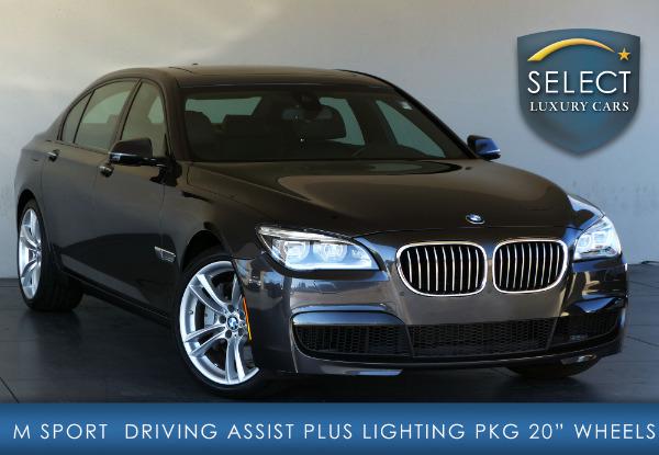 Used2014 BMW 7 Series-Marietta, GA