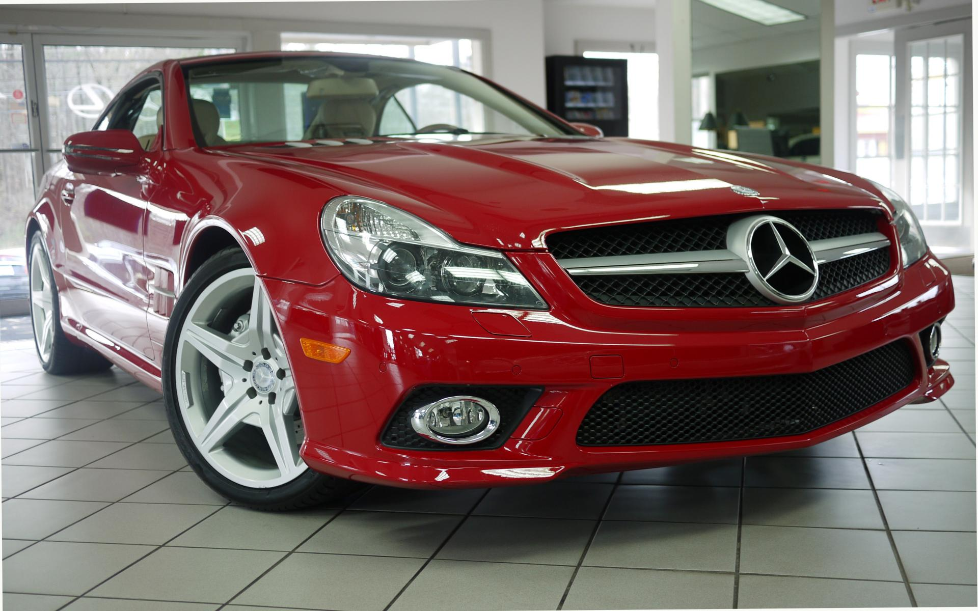 Used 2012 mercedes benz sl class sl550 cabriolet for 2012 mercedes benz sl550