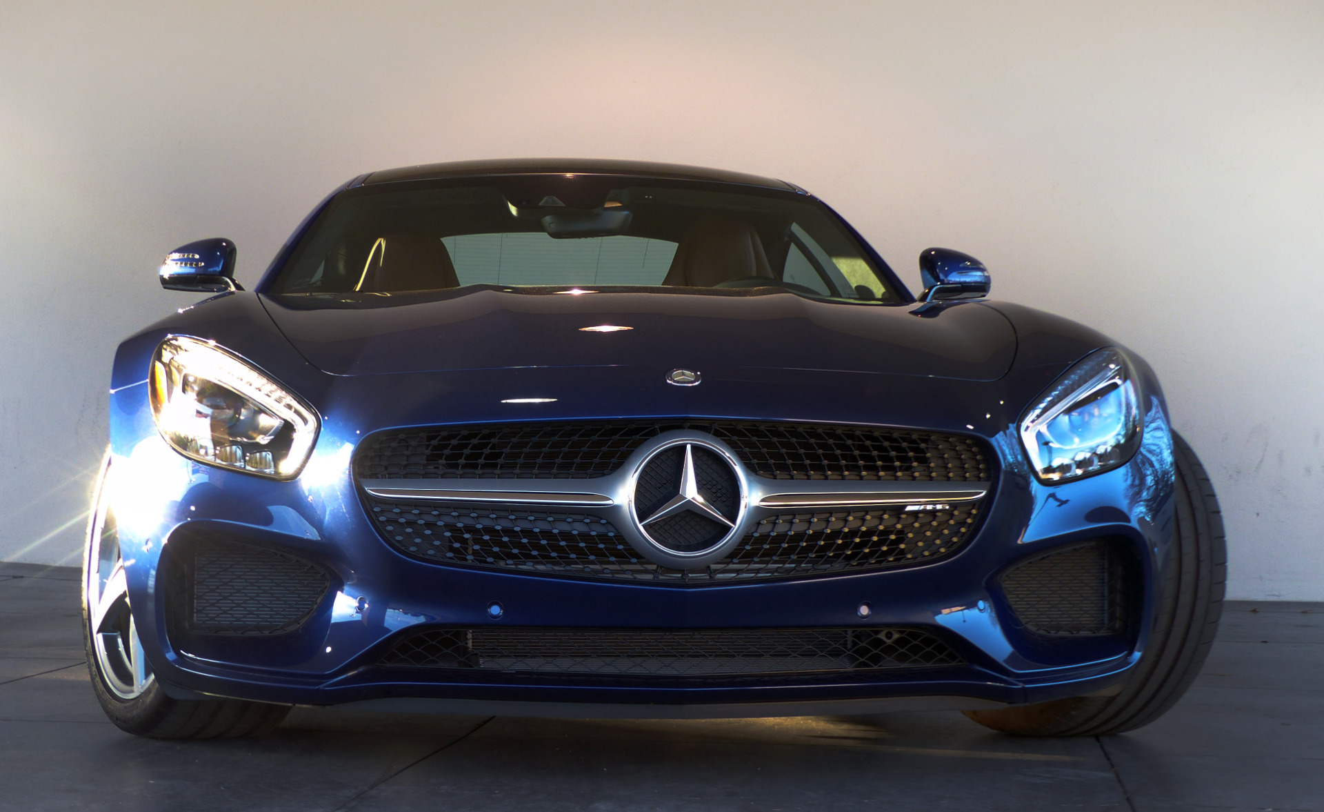 Used 2017 mercedes benz amg gt marietta ga for 2017 mercedes benz amg gt msrp