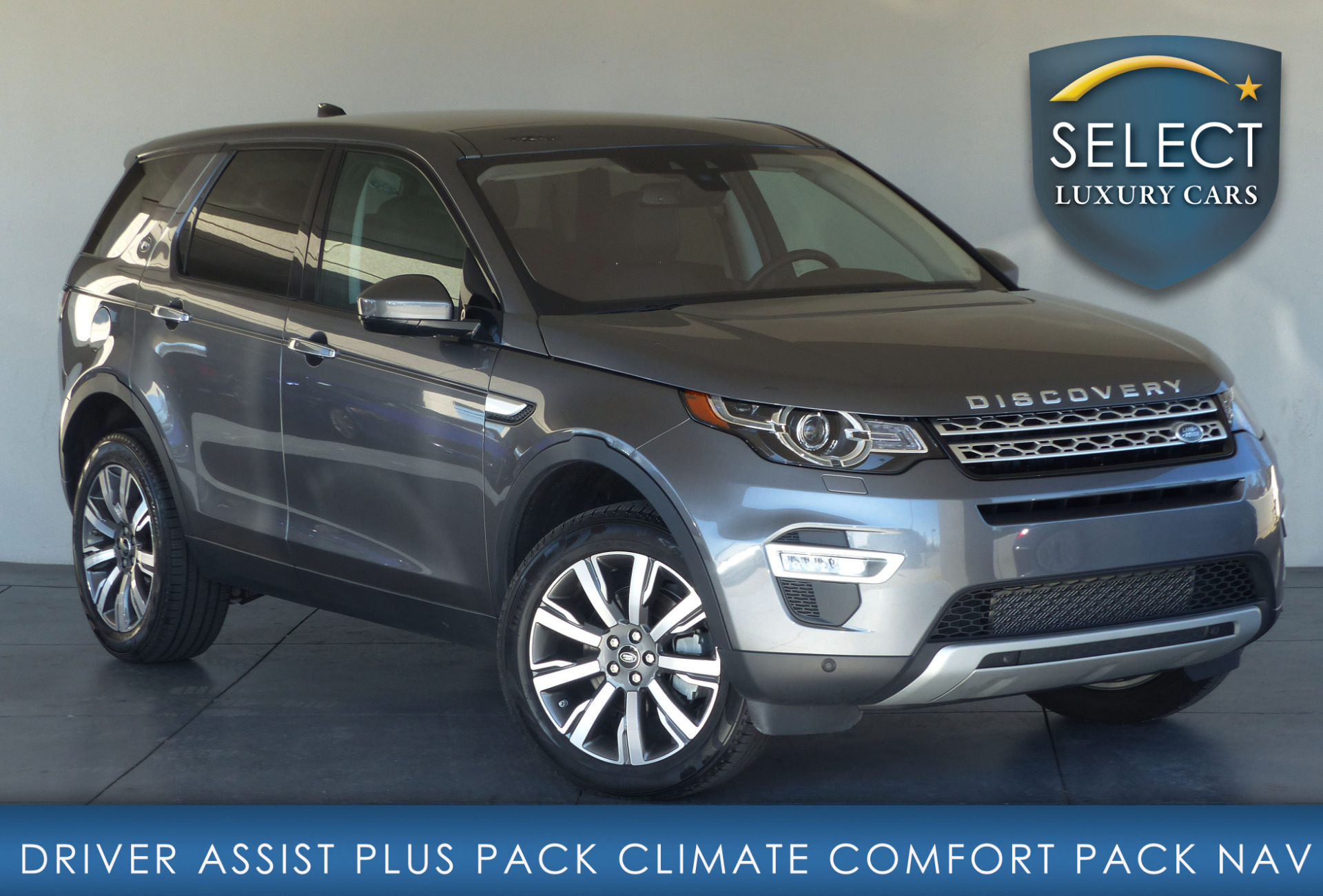 used 2017 land rover discovery sport hse luxury marietta ga. Black Bedroom Furniture Sets. Home Design Ideas