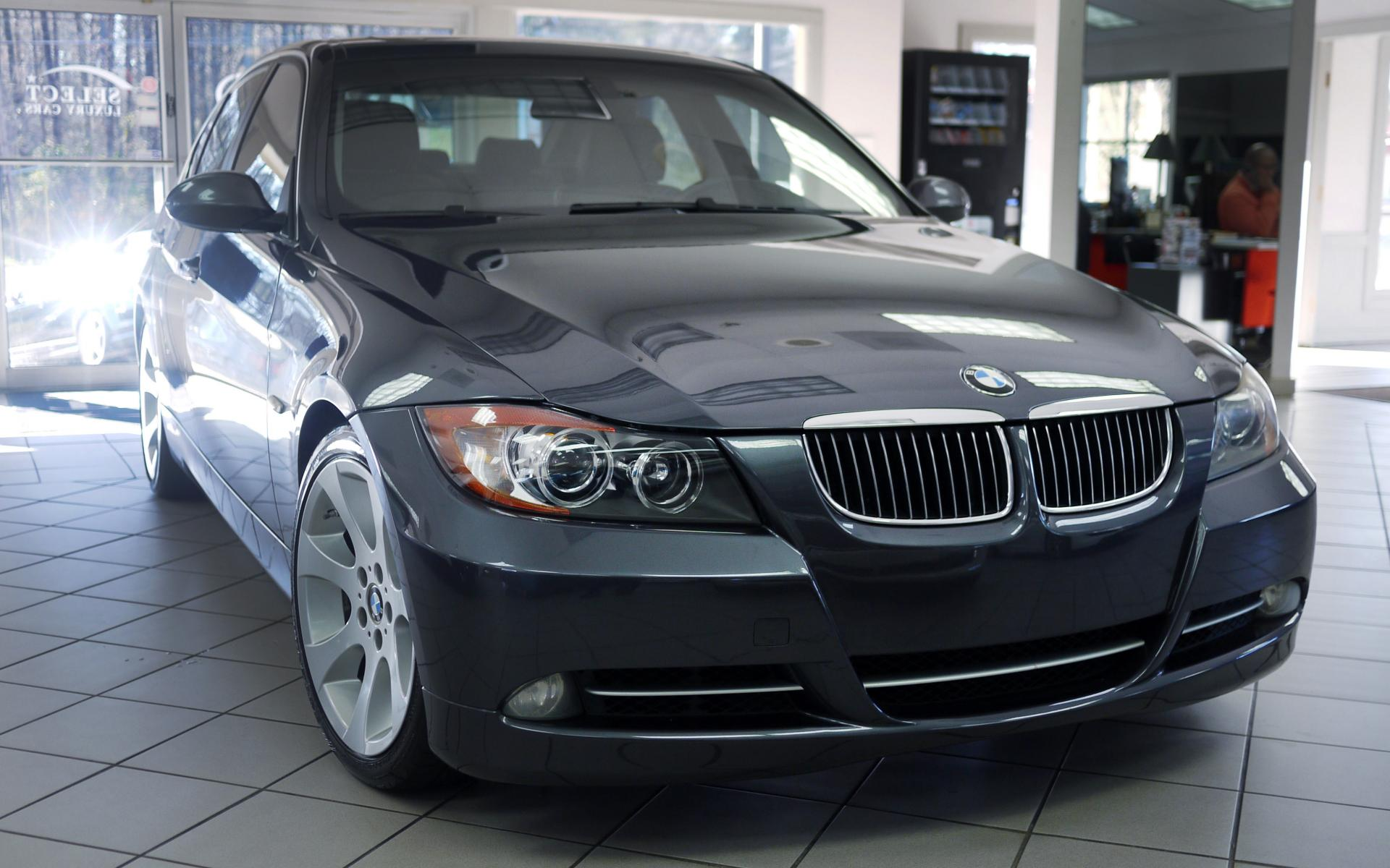 used 2008 bmw 3 series 335i marietta ga. Black Bedroom Furniture Sets. Home Design Ideas
