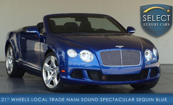 Used2012 Bentley Continental GTC-Marietta, GA