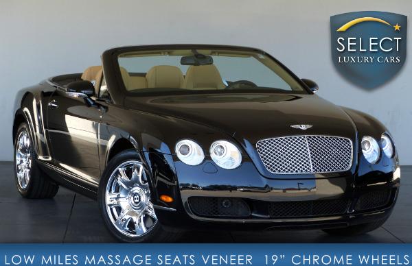 Used2008 Bentley Continental GTC-Marietta, GA