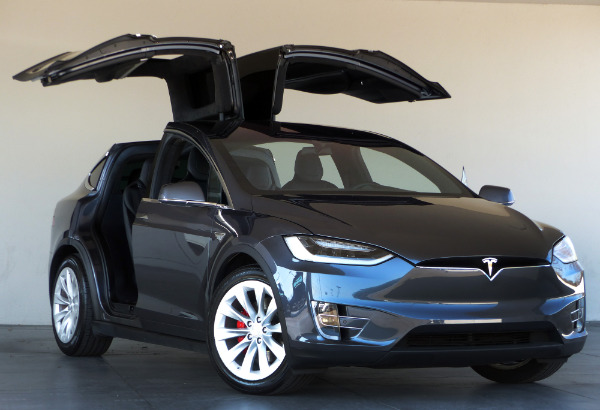 Used2016 Tesla Model X-Marietta, GA