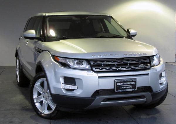 Used2015 Land Rover Range Rover Evoque-Marietta, GA