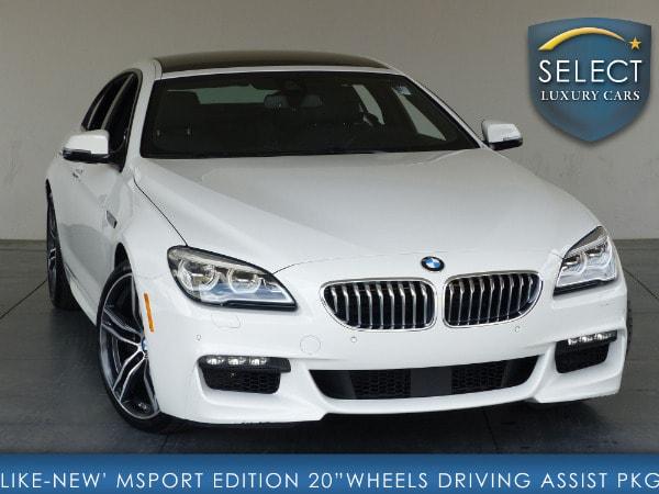 Used2018 BMW 6 Series-Marietta, GA
