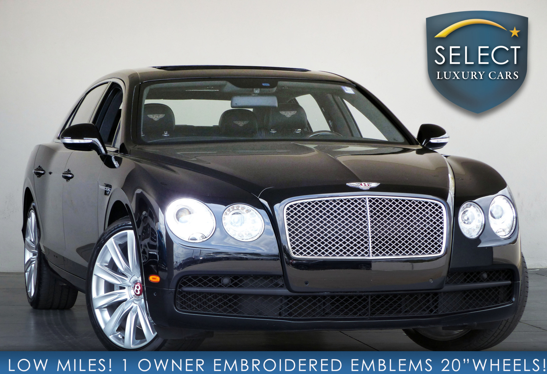 Used 2015 Bentley Flying Spur V8 | Marietta, GA