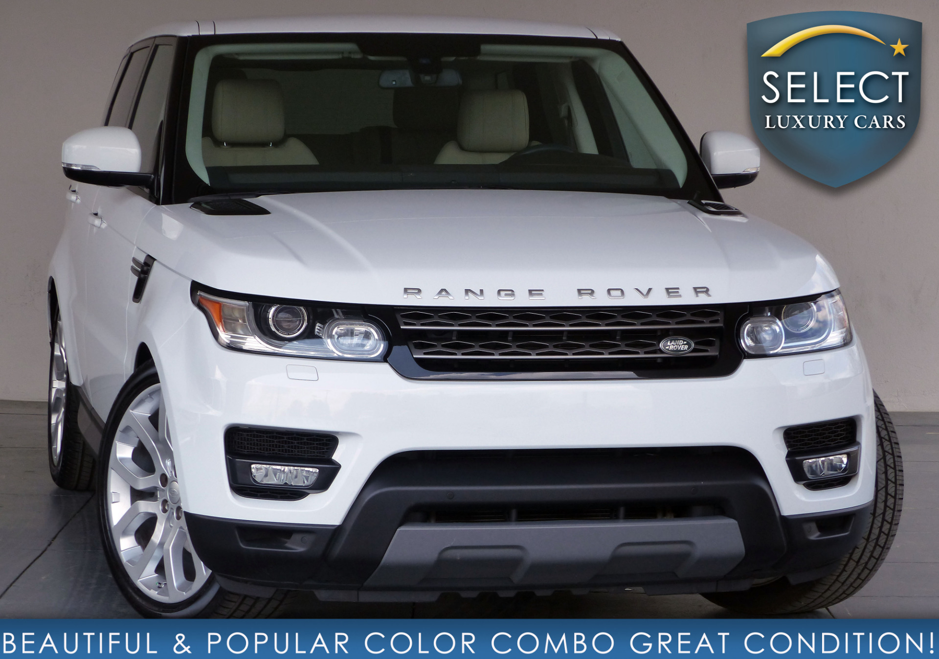 used 2015 land rover range rover sport 3 0l v6 supercharged se marietta ga. Black Bedroom Furniture Sets. Home Design Ideas