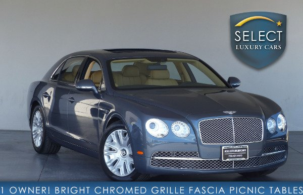 Used2015 Bentley Flying Spur-Marietta, GA