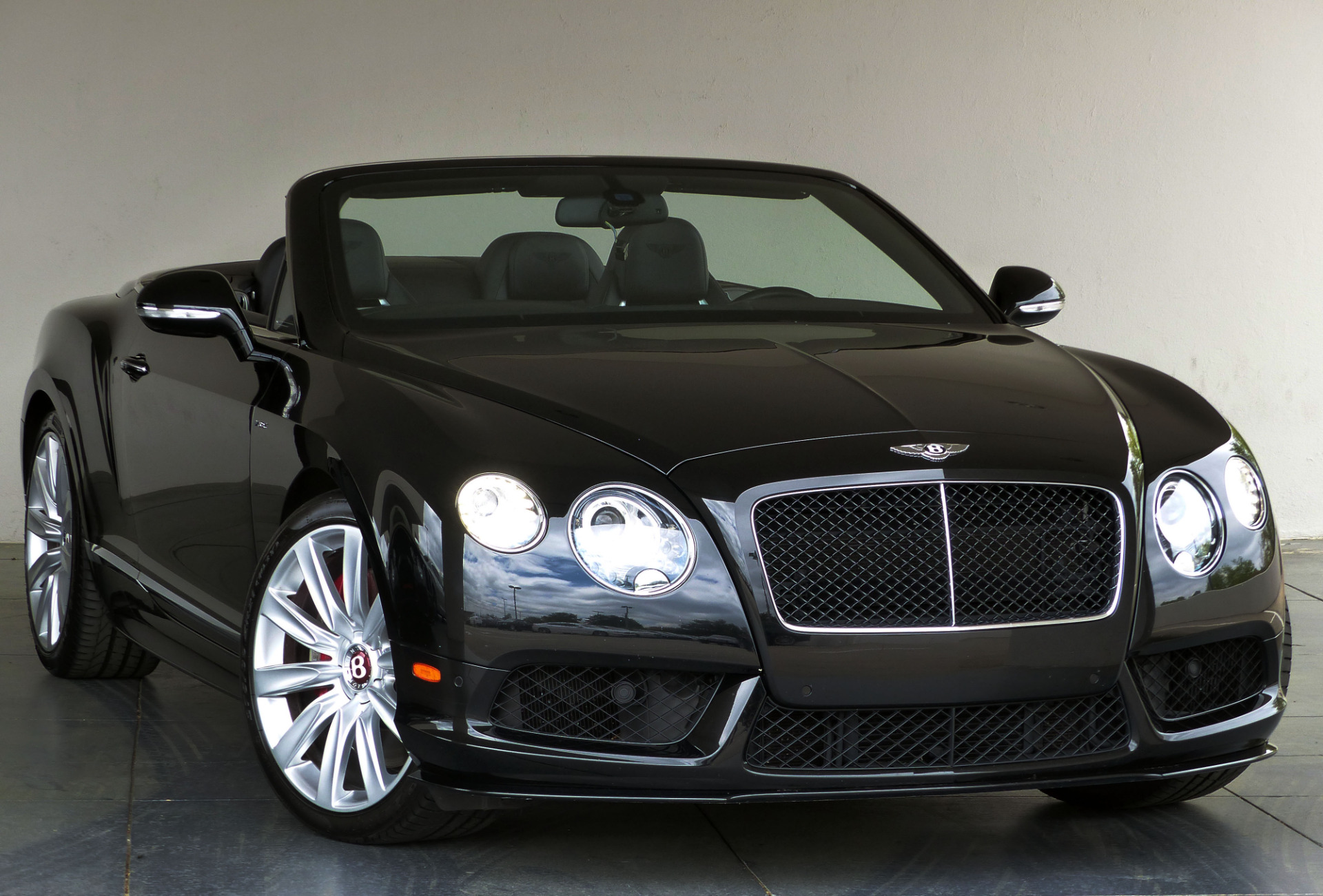 Used 2014 Bentley Continental GTC GT V8 Convertible