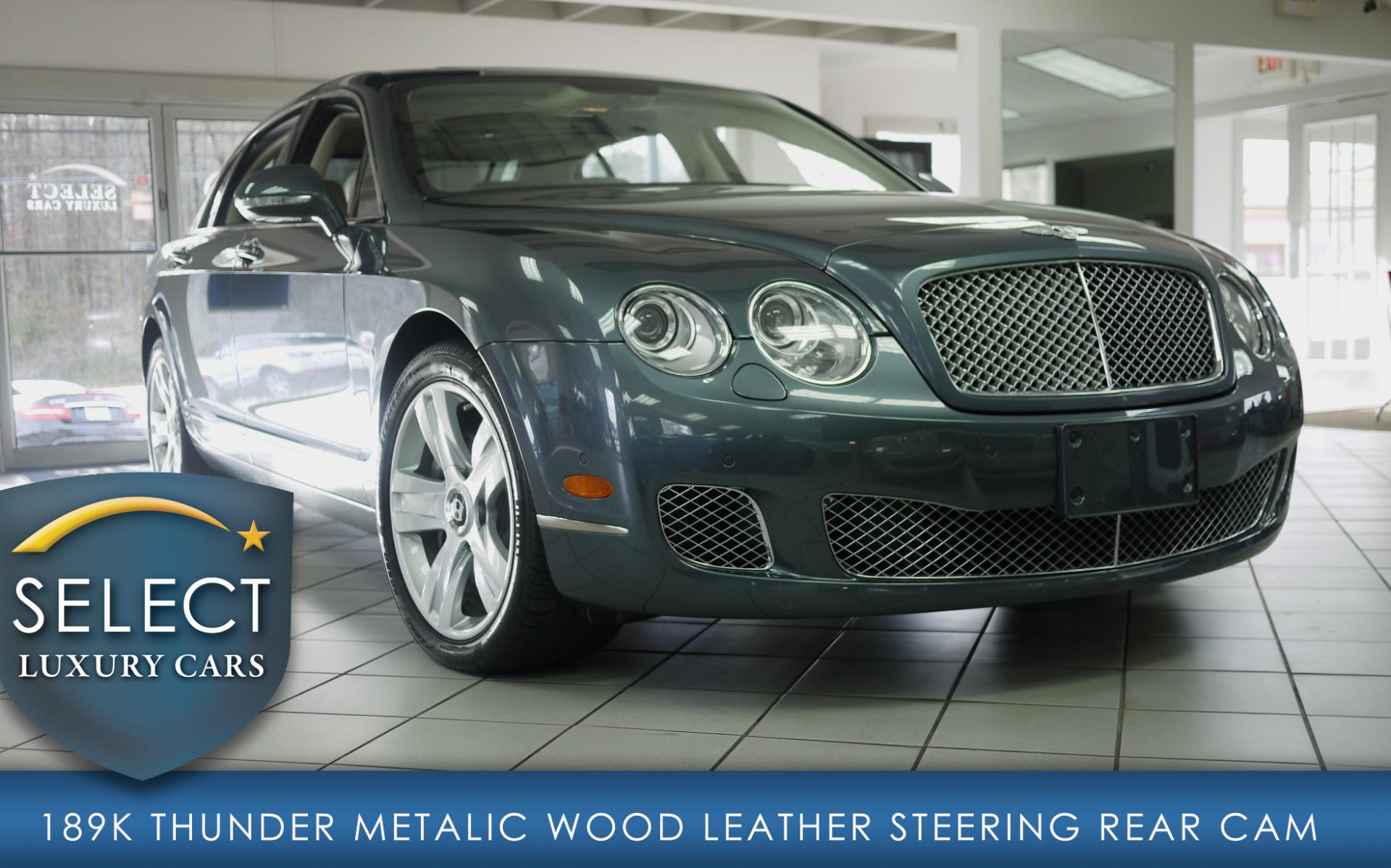 Used 2013 Bentley Continental Flying Spur Marietta Ga