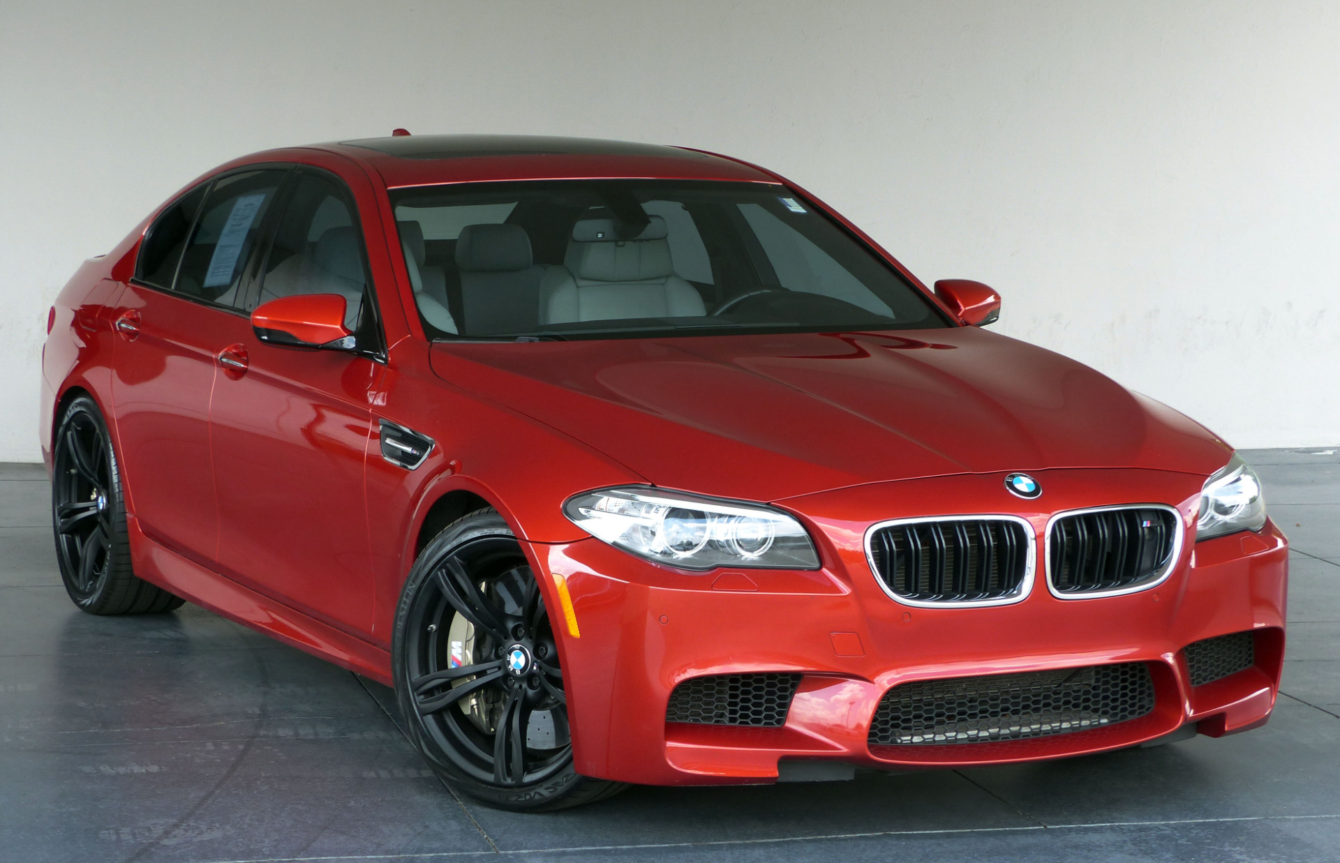 2015 bmw m5 manual transmission