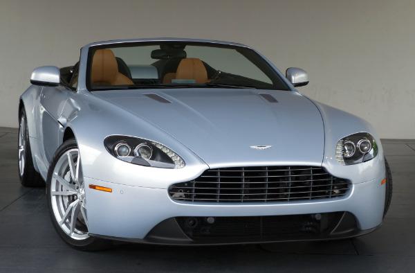 Used2014 Aston Martin V8 Vantage-Marietta, GA