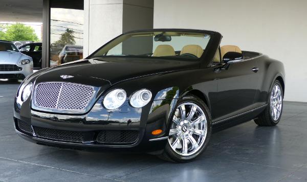 Used2007 Bentley Continental GTC-Marietta, GA