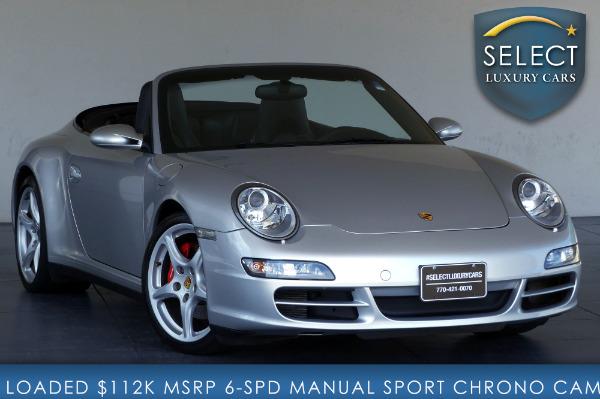 Used2006 Porsche 911-Marietta, GA