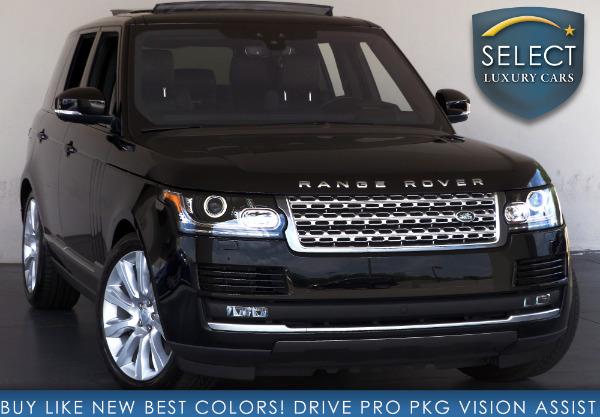 Used2017 Land Rover Range Rover-Marietta, GA