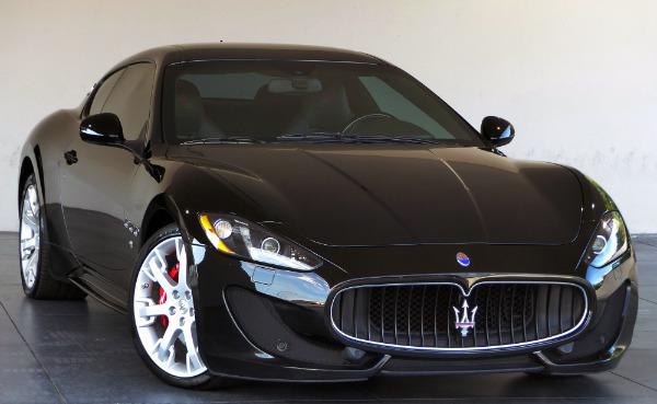 Used2014 Maserati GranTurismo-Marietta, GA