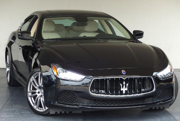 Used2017 Maserati Ghibli-Marietta, GA