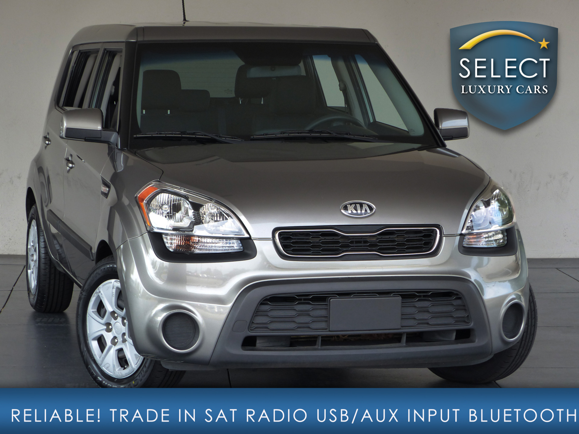 Kia Soul: Using the USB device
