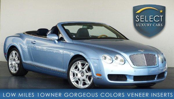 Used2009 Bentley Continental GTC-Marietta, GA