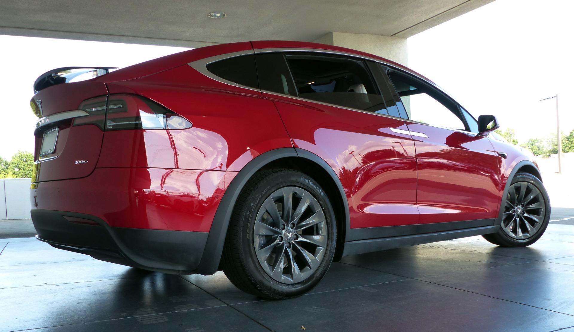 Used 2017 Tesla Model X 100D   Marietta, GA