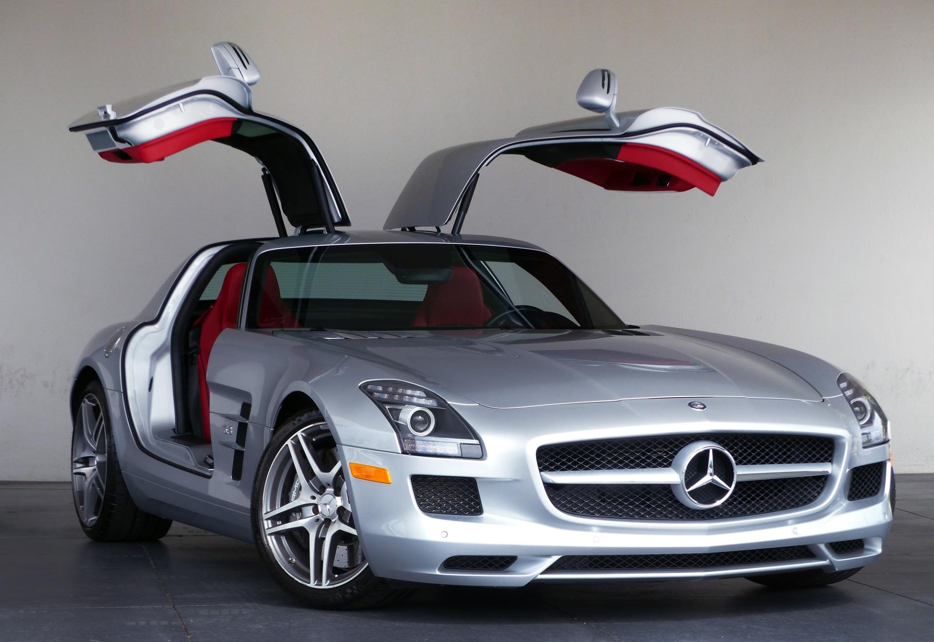 2011 Mercedes Benz SLS AMG®