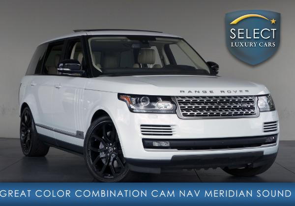Used2016 Land Rover Range Rover-Marietta, GA