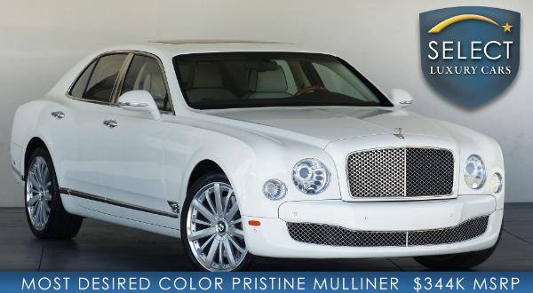 Used2013 Bentley Mulsanne-Marietta, GA