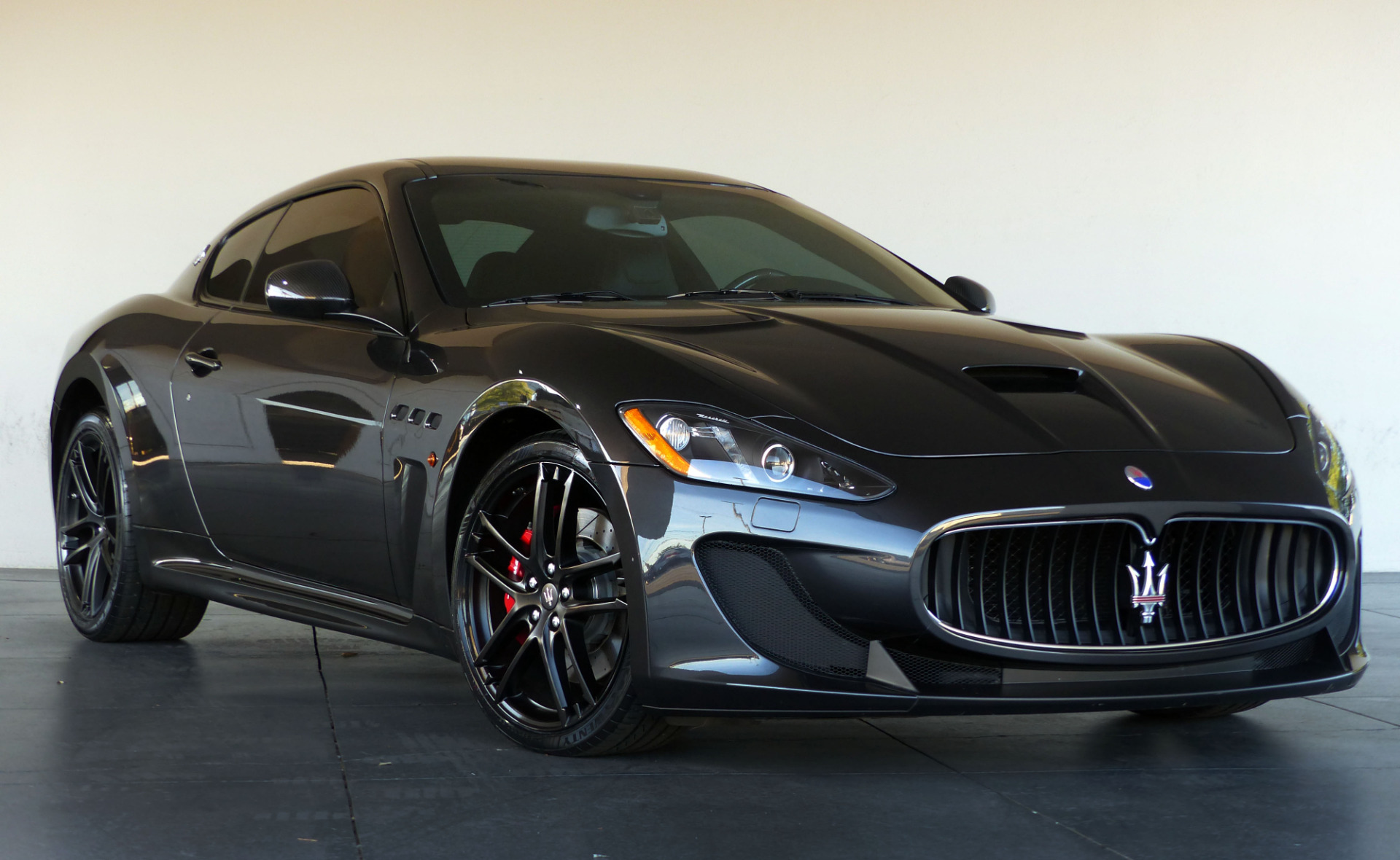 Carfax Customer Service >> Used 2015 Maserati GranTurismo MC   Marietta, GA