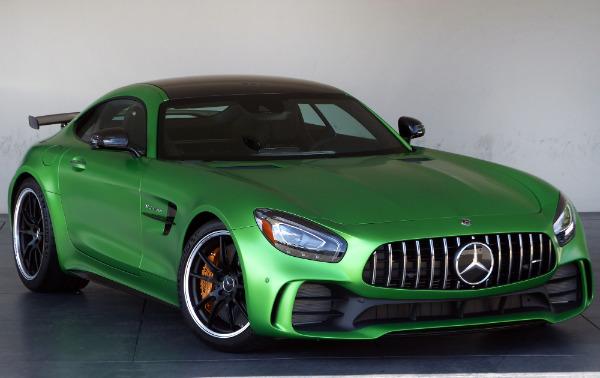 Used2018 Mercedes Benz Amg Gt Marietta Ga