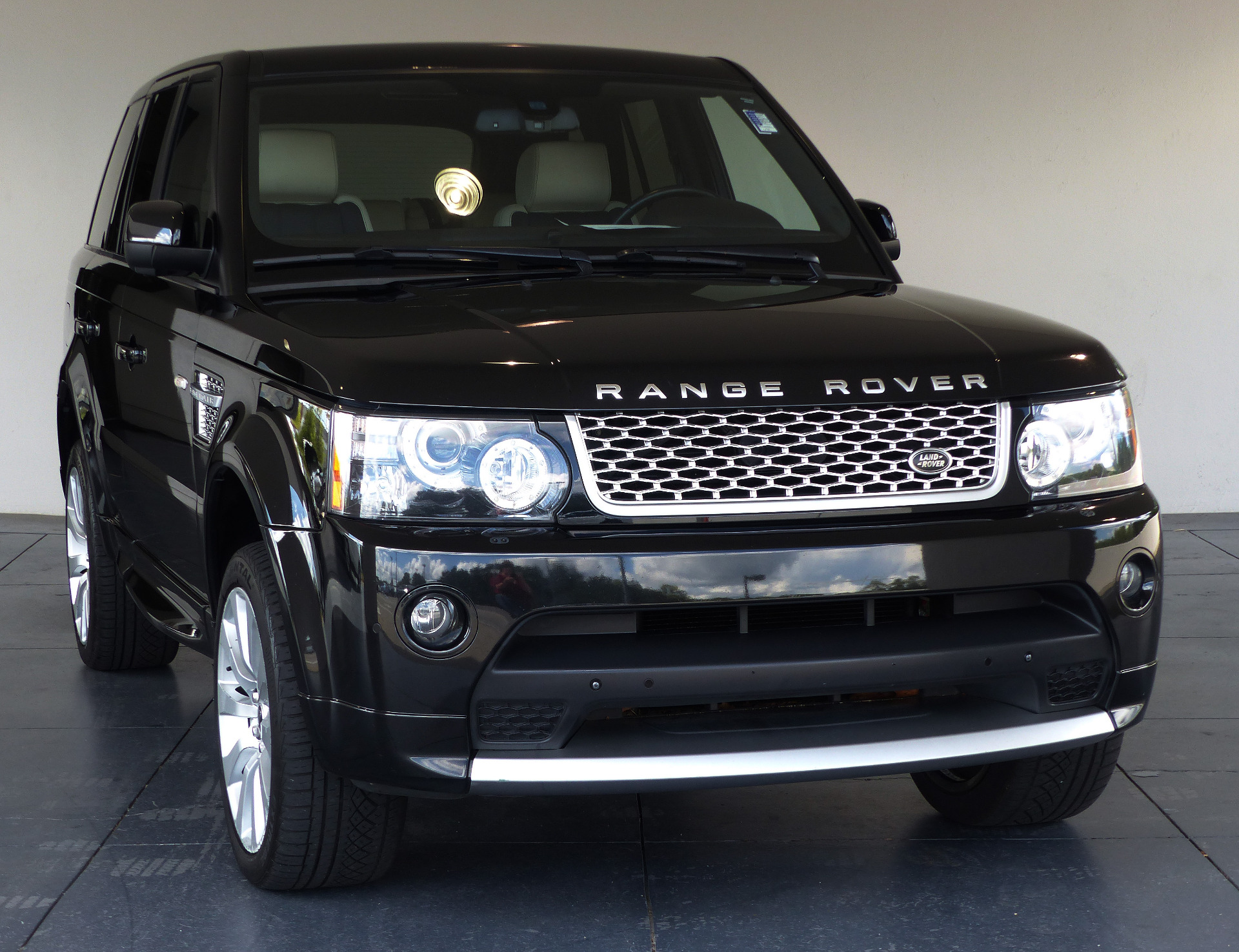 used 2013 land rover range rover sport supercharged marietta ga. Black Bedroom Furniture Sets. Home Design Ideas