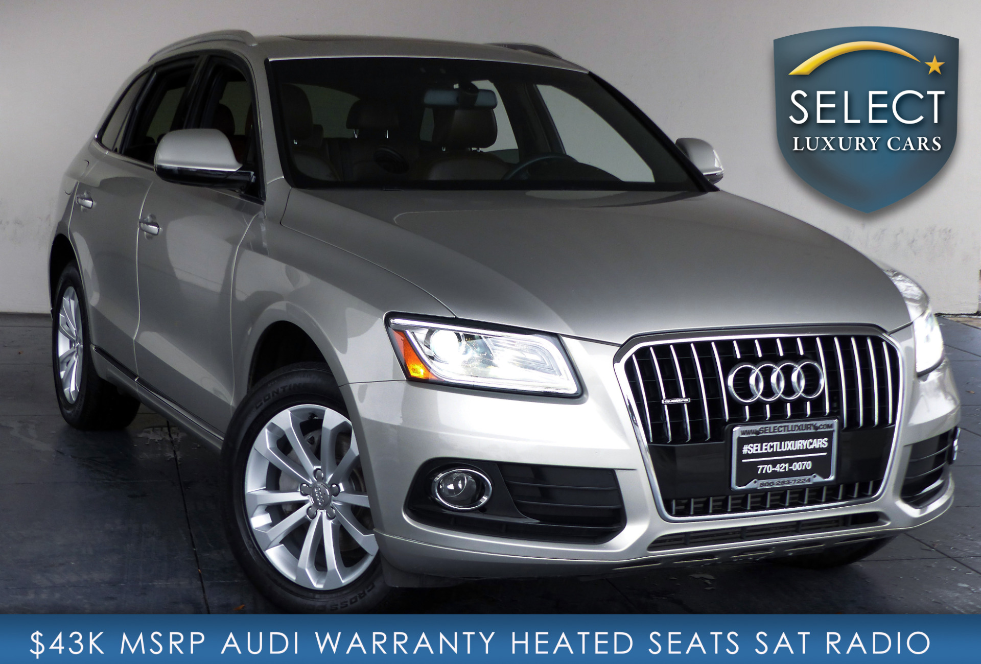 used 2016 audi q5 2 0t premium marietta ga. Black Bedroom Furniture Sets. Home Design Ideas