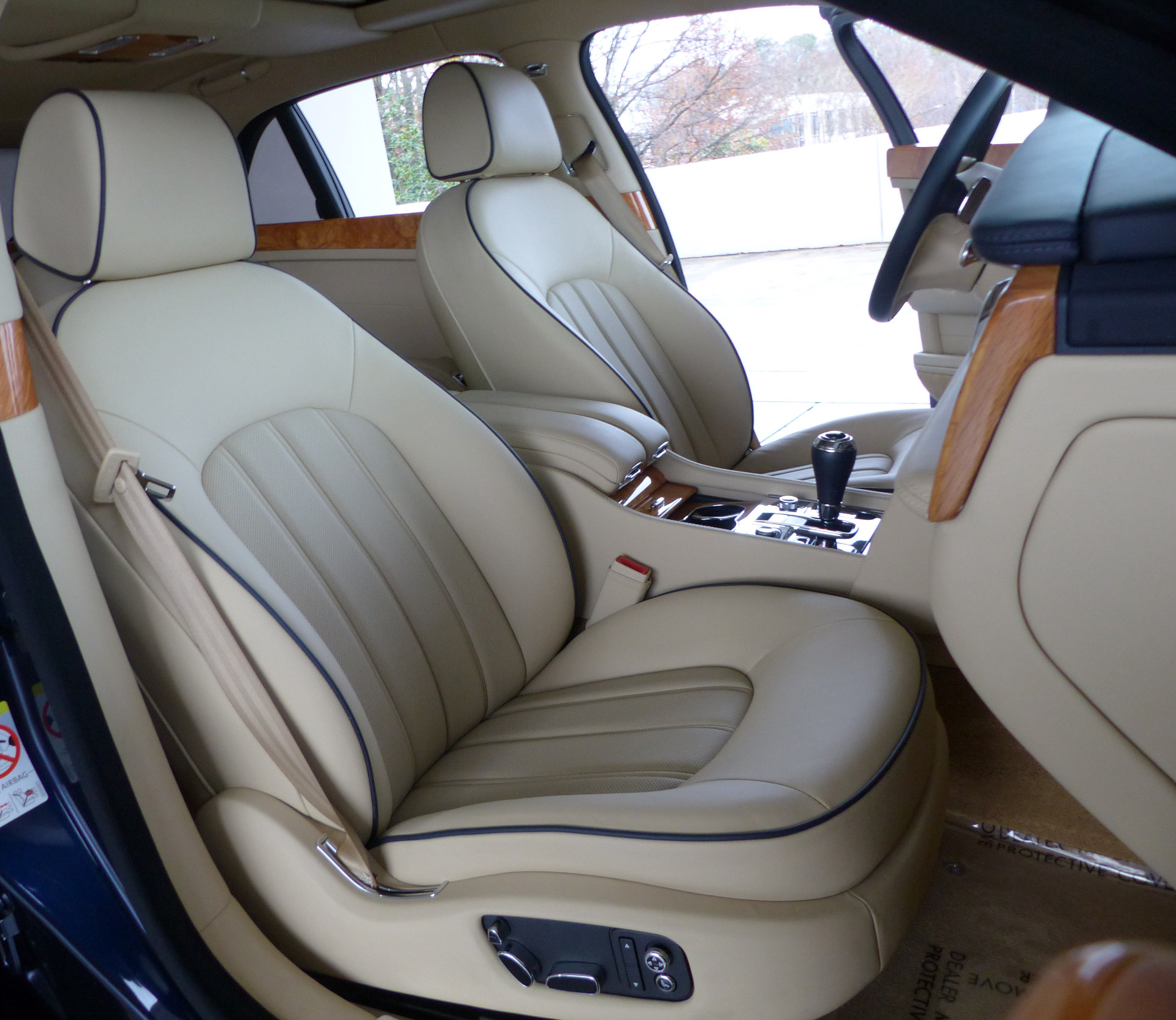 Used 2014 Bentley Mulsanne