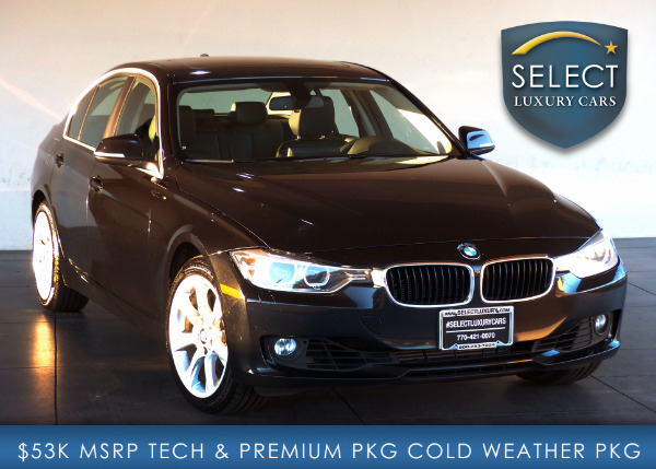 Used2015 BMW 3 Series-Marietta, GA