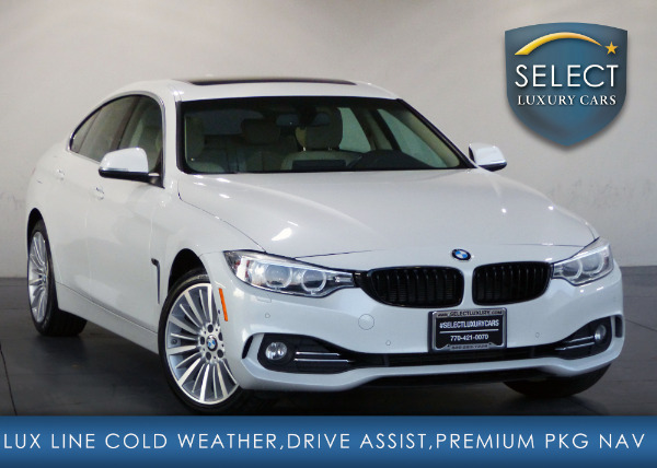 Used2015 BMW 4 Series-Marietta, GA