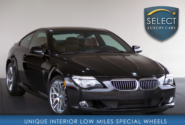 Used2010 BMW 6 Series-Marietta, GA