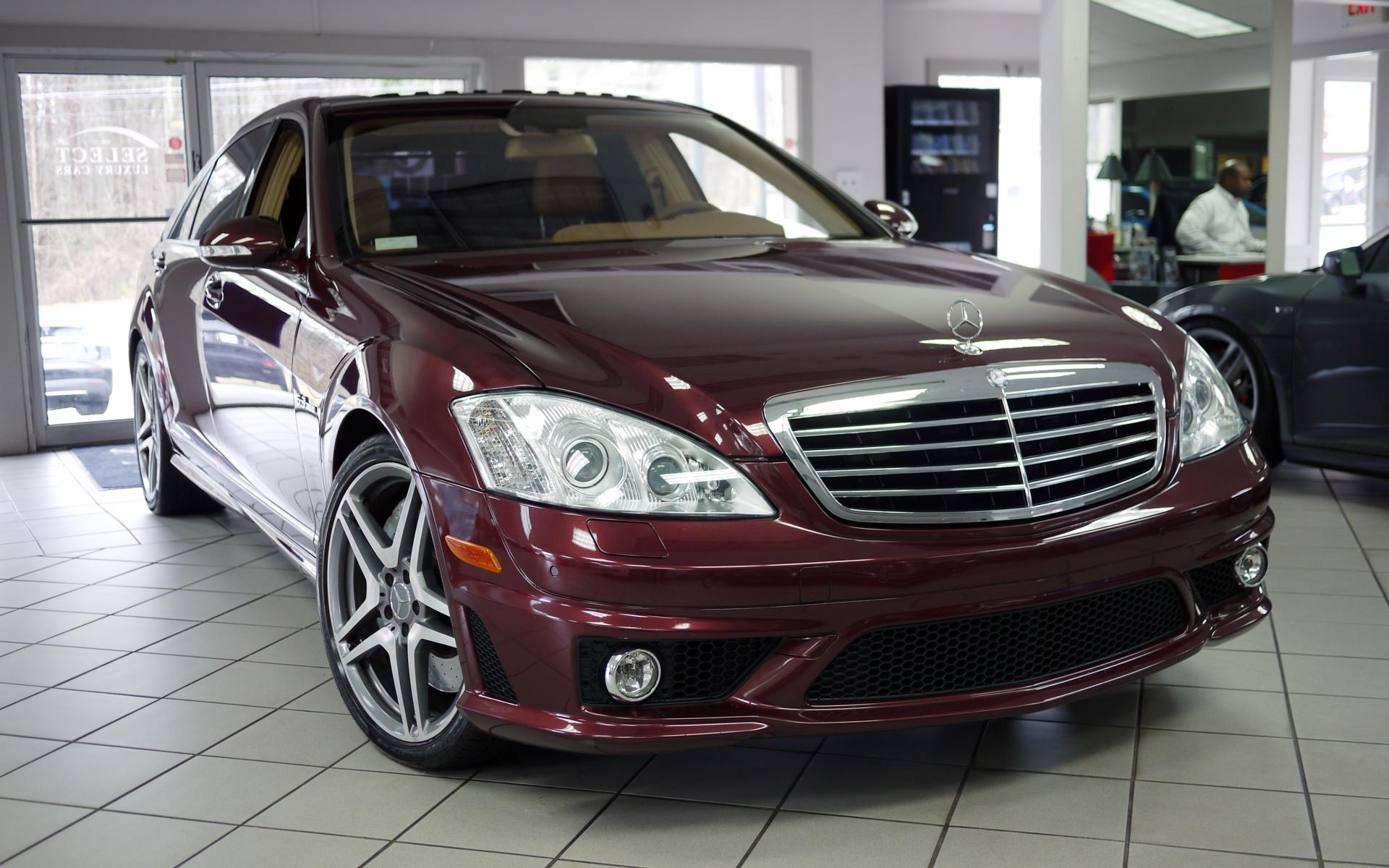 used 2008 mercedes benz s class s63 amg marietta ga. Black Bedroom Furniture Sets. Home Design Ideas