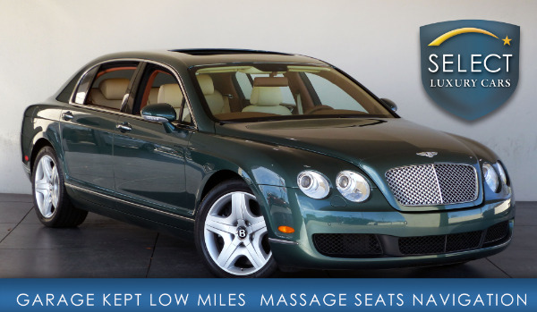2006-Bentley-Continental Flying Spur