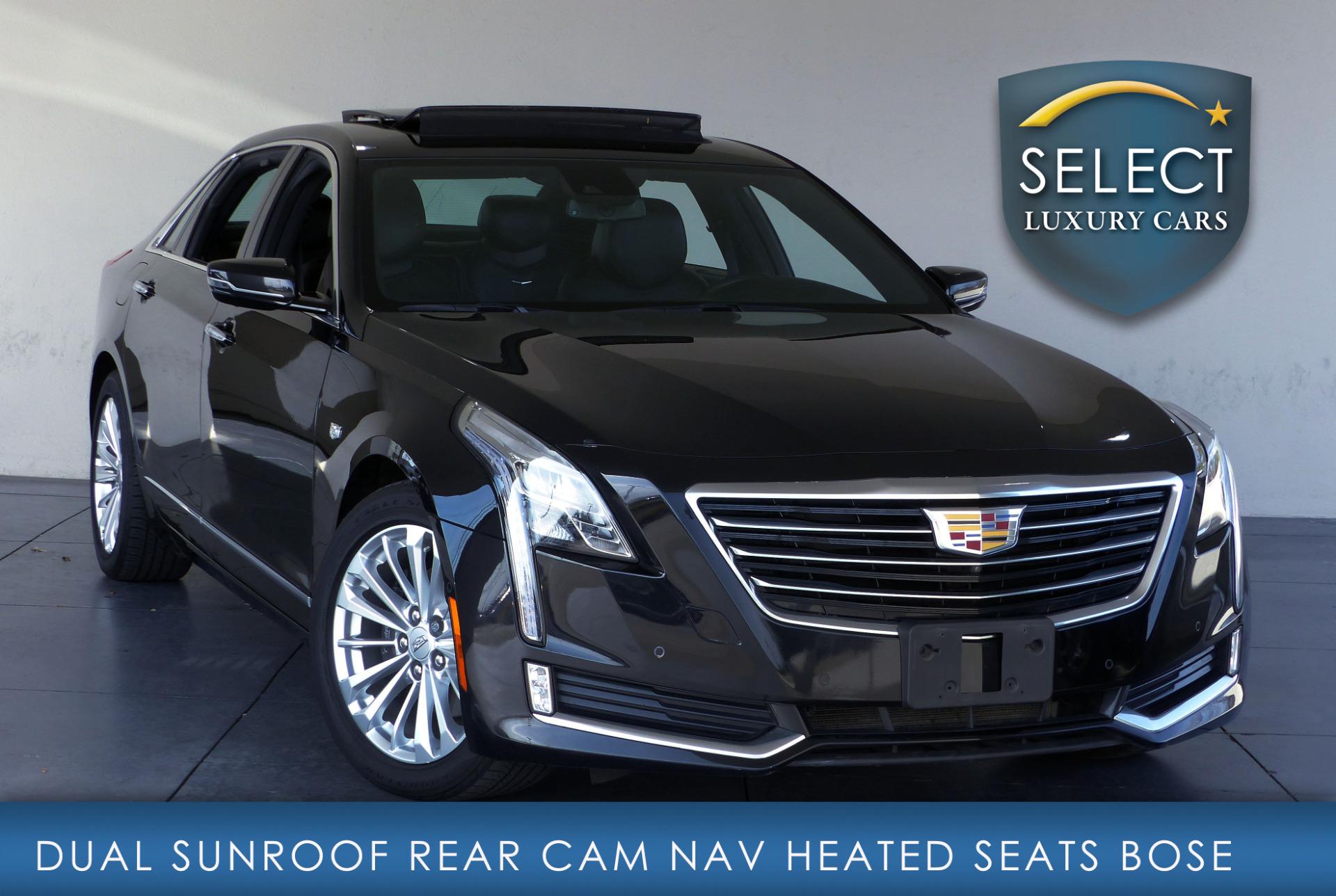 2017 Cadillac Ct6 2 0 L Turbo Luxury >> Used 2016 Cadillac Ct6 2 0l Turbo Luxury Marietta Ga