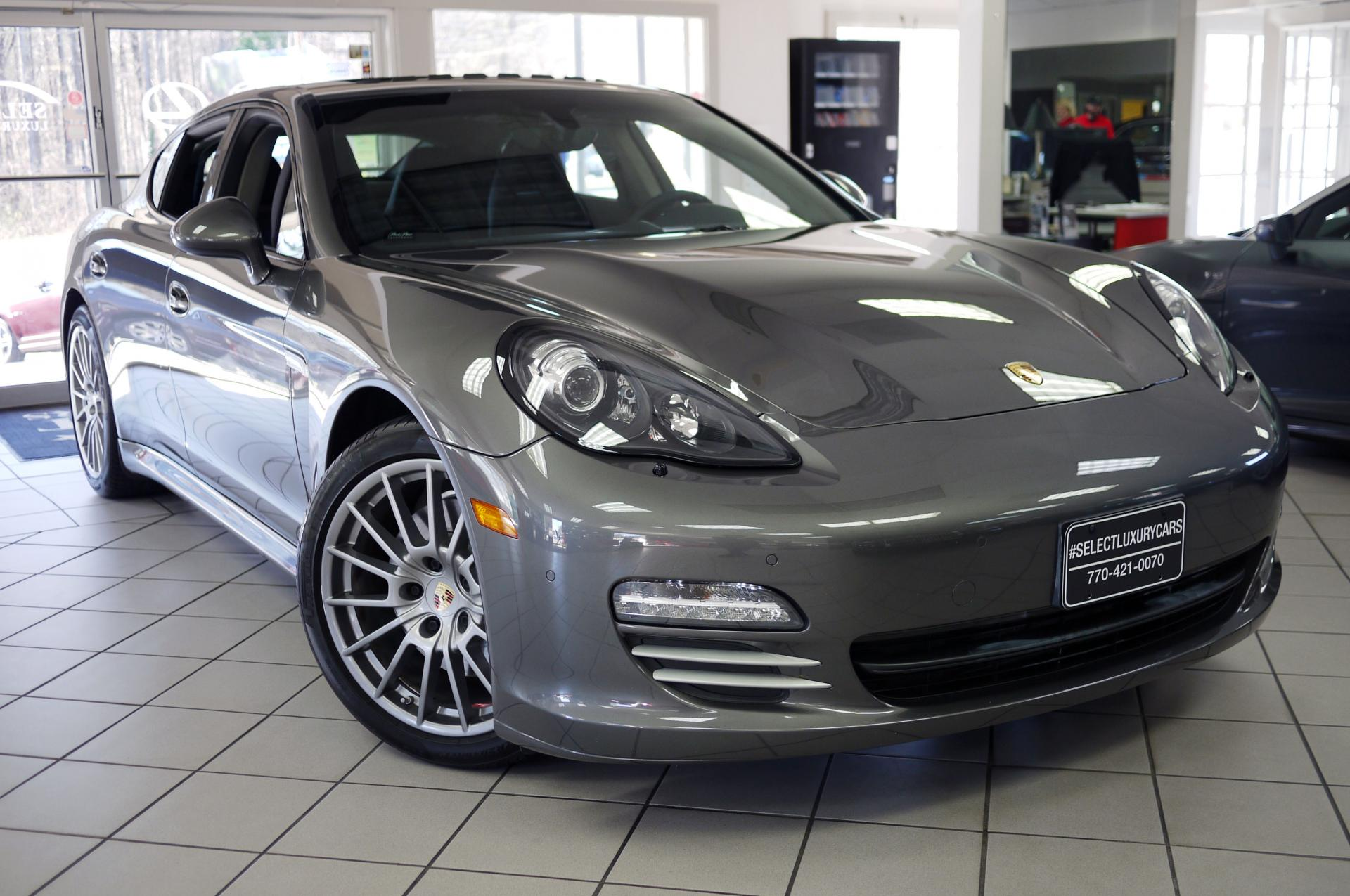 used 2013 porsche panamera 4s marietta ga. Black Bedroom Furniture Sets. Home Design Ideas