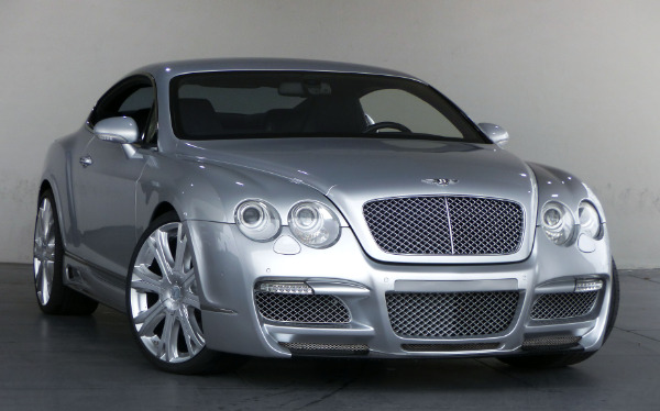 2004-Bentley-Continental GT