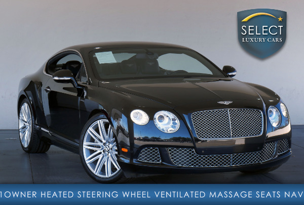 2014-Bentley-Continental GT
