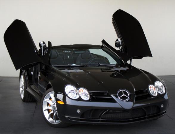 Used2008 Mercedes-Benz SLR McLaren-Marietta, GA