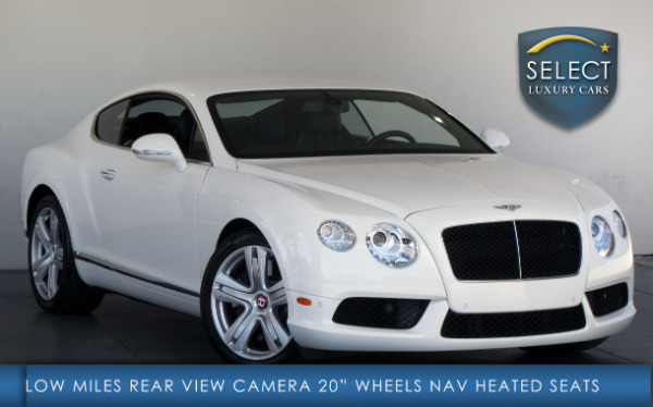 2015-Bentley-Continental GT