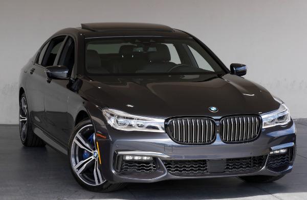 Used2018 BMW 7 Series-Marietta, GA
