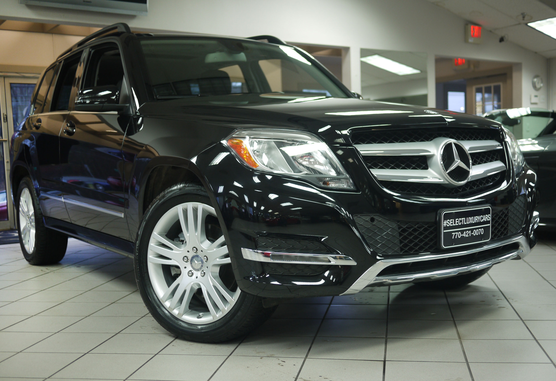 Used 2015 mercedes benz glk 350 marietta ga for Mercedes benz glk 350 maintenance schedule