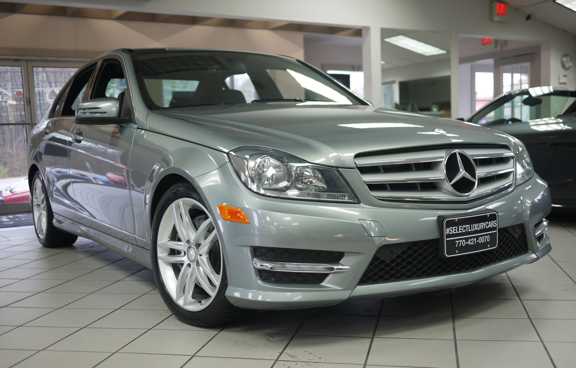 used 2013 mercedes benz c class c300 marietta ga. Black Bedroom Furniture Sets. Home Design Ideas