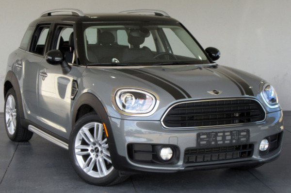 2017-MINI-Cooper Countryman